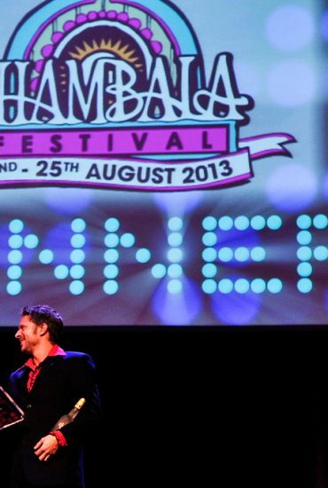 A Greener Festival Award 2013