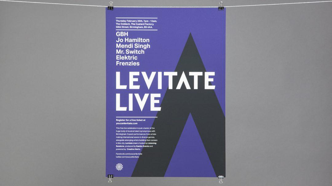 Let's levitate