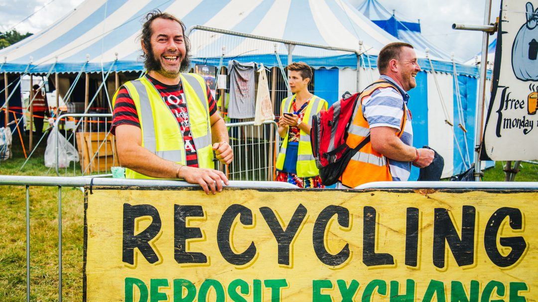 5 easy steps to green your event and save time