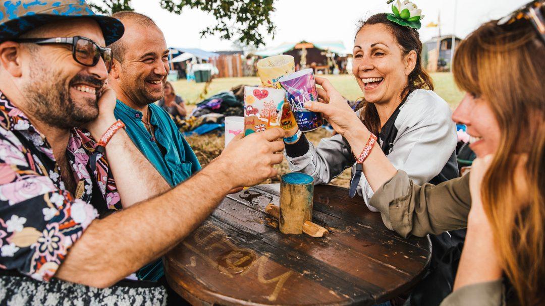 3 alternatives to single-use plastics at events