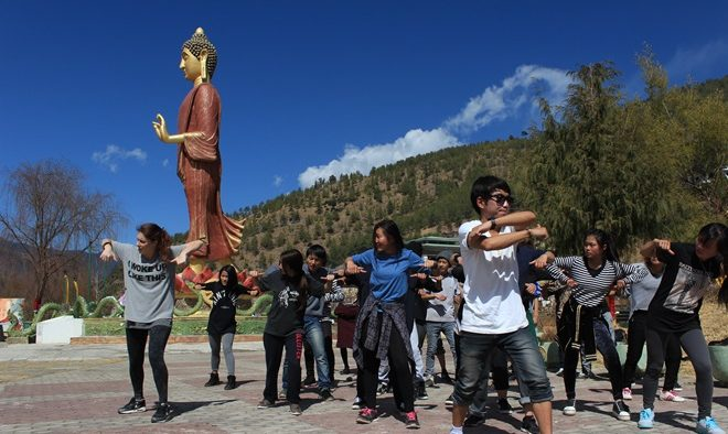 Dan Raffety: A Visit to Bhutan International Festival