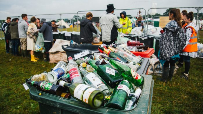 Do You Know Where Your Event Waste Goes?