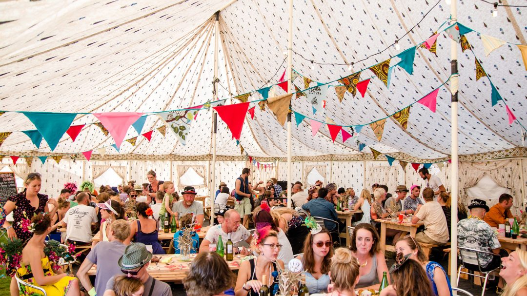 5 Tips to Reduce the Carbon Impact of Food at Events