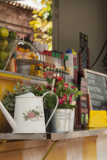 Is sustainable food and serveware at festivals possible?