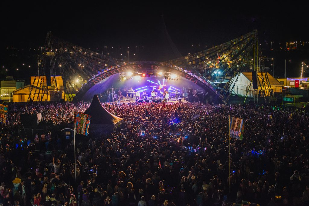 Kambe Events - Shambala Festival mainstage