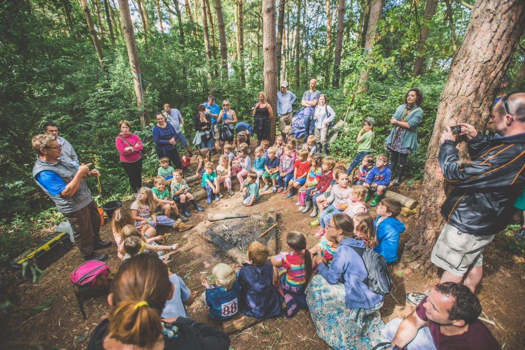 Kambe Events Starry Skies Woodland Workshop