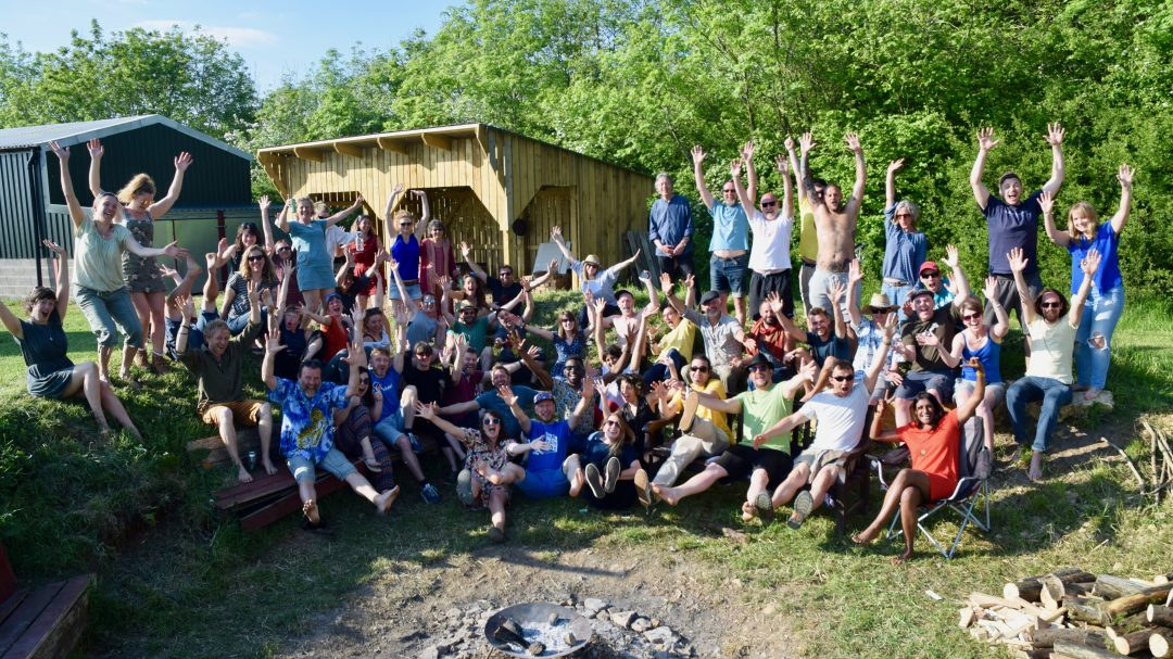 Shambala Team Take Aways – Inclusivity at Kambe